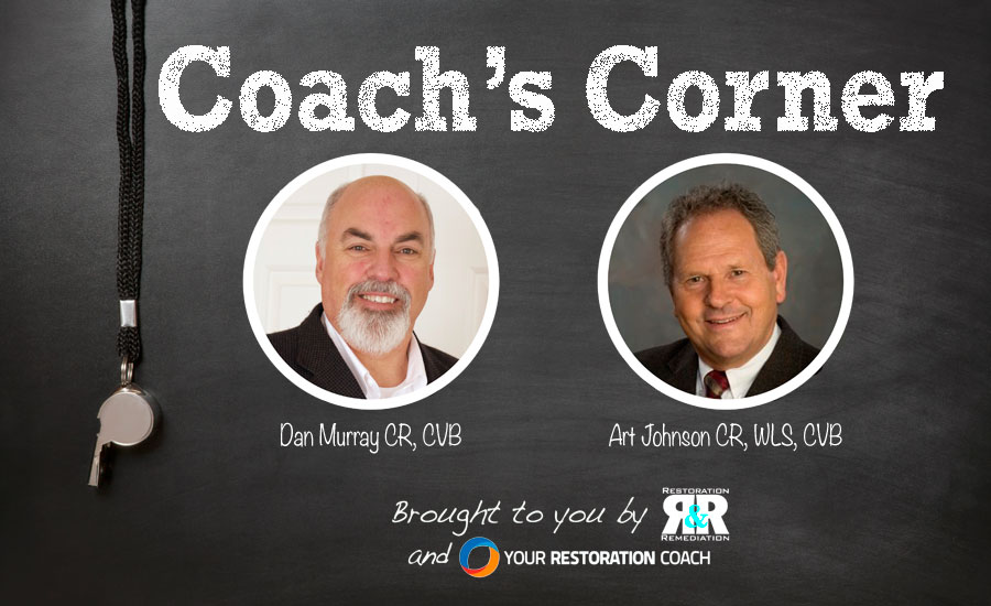 Coach's Corner {Episode 6}: Culture in Your Restoration Company