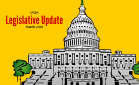 IAQA legislative update