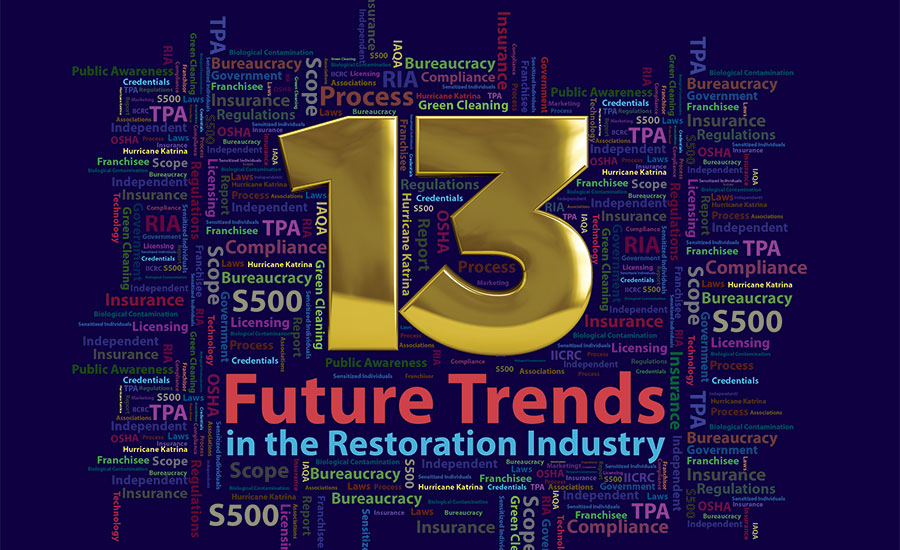 13 Future Trends UPDATE: Struggling Franchises & Increased Bureaucracy