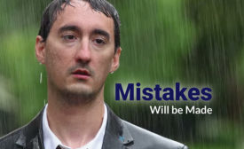 sad man in the rain, mistakes will be made