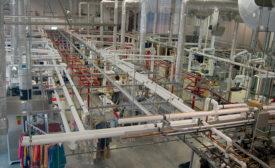 CRDN's restoration plant