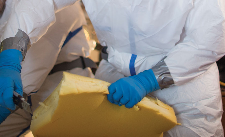 overconfidence in biohazard cleanup