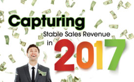 Capturing Stable Sales Revenue in 2017