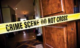 Crime scene and forensics restoration