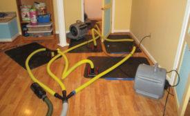 Avoiding Demolition During Water Damage Restoration