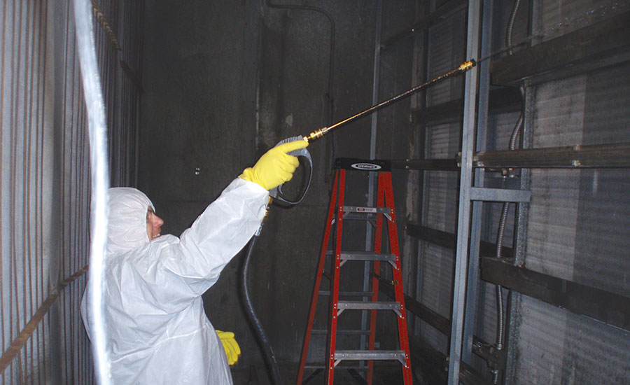 Remediation Niche market duct cleaning