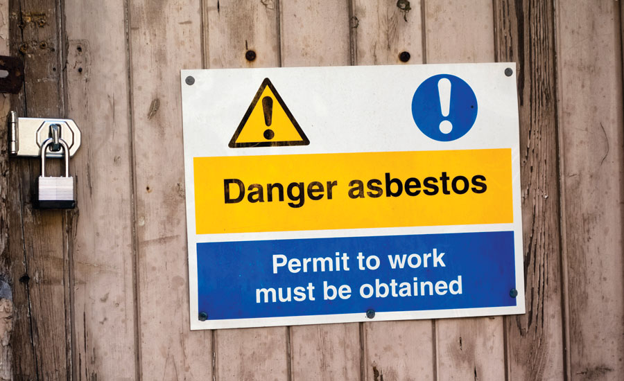 Custom environmental term paper asbestos