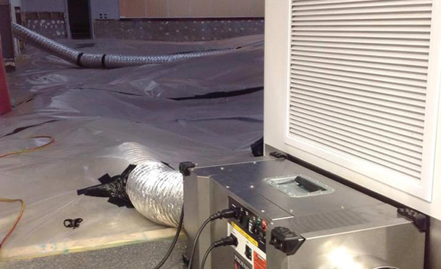 This innovative machine is being used to increase the amount of heat