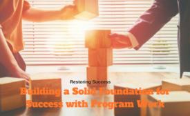 restoring success TPAs