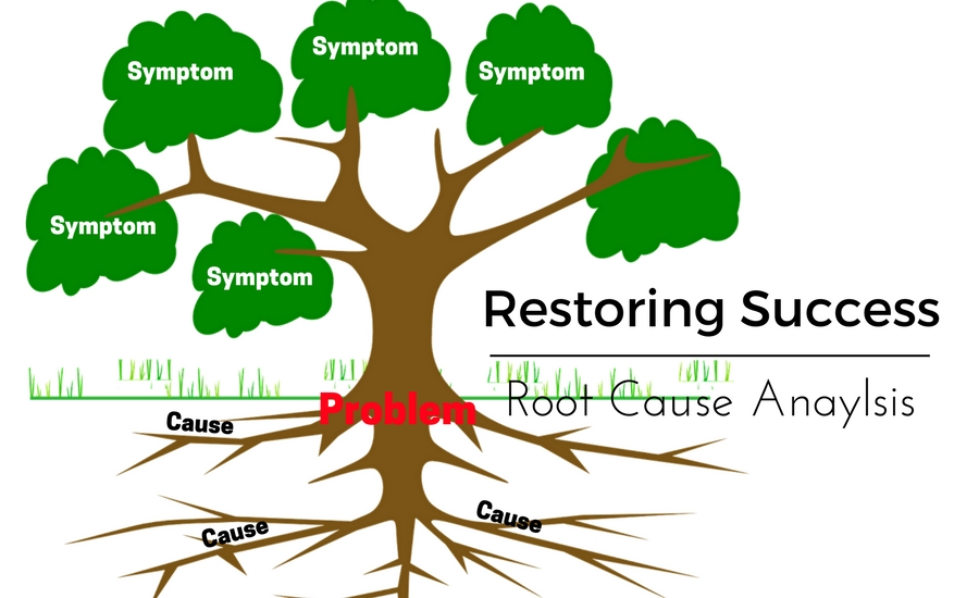 Restoring Success Getting To The Root Of The Problem