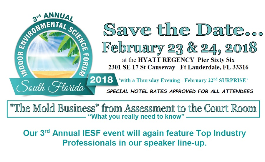 IESF save the date