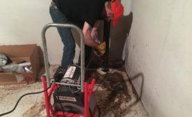 Plumbing woes