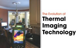 thermal imaging roof leak detection