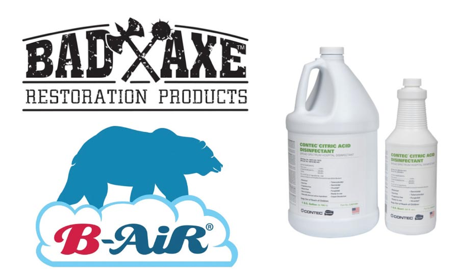 Bad Axe products