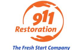911 restoration logo