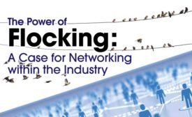 The Power of Flocking: A Case for Networking within the Industry