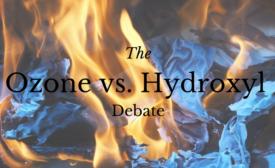 ozone v hydroxyl