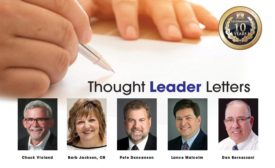 Letters from Industry Thought Leaders