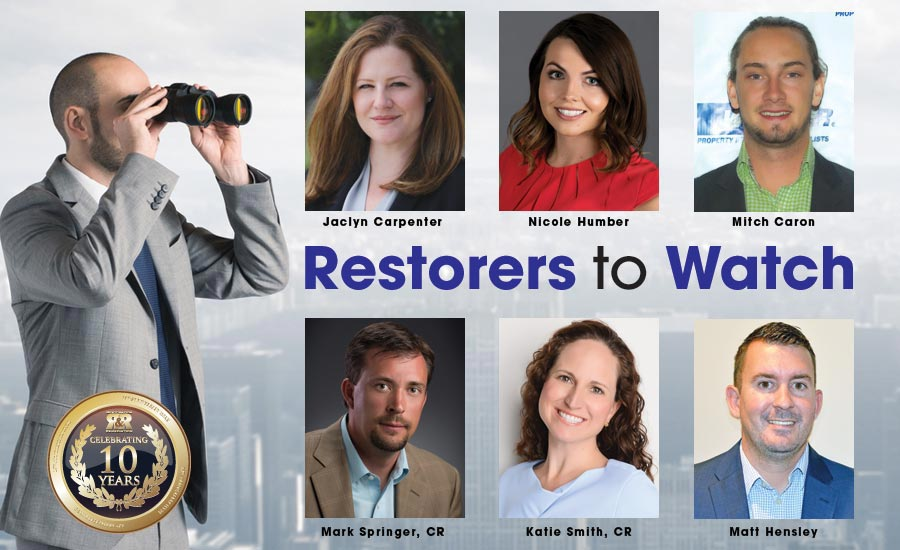 Restorers to Watch