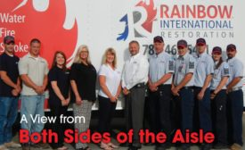Photos courtesy of Rainbow Int'l of East Central Kansas