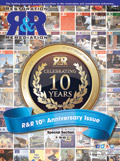 July 2017 RR Magazine 10th Anniversary Issue