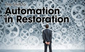 The Shift to Automation in Restoration