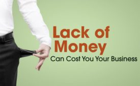 Lack of Money Can Cost You Your Business