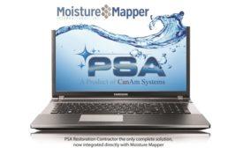 psa moisture mapper