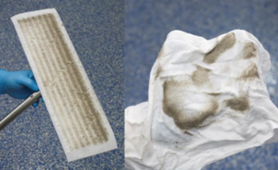 New Tools Bring Success to Mold Projects: Microfiber Cloths