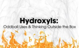 Hydroxyls: Oddball Uses & Thinking Outside the Box
