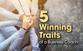 5 Winning Traits of a Business Coach