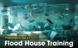 Passley Flood House Training