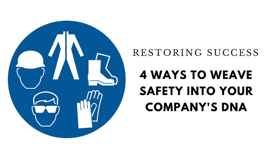 restore success safety DNA