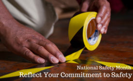 natl safety month
