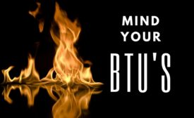 mind your btus