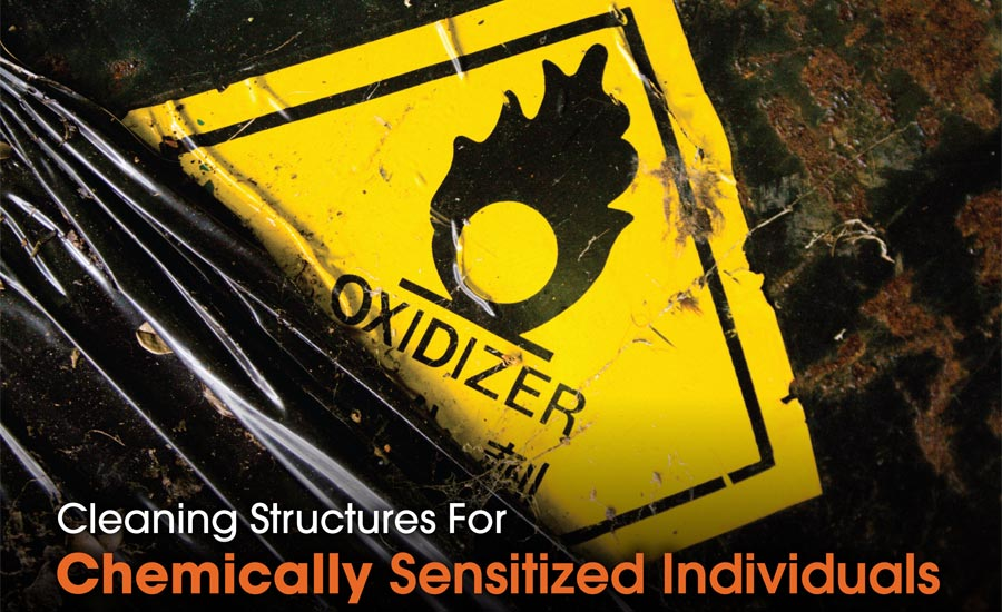 Cleaning Structures for Chemically Sensitized Individuals | Part 5