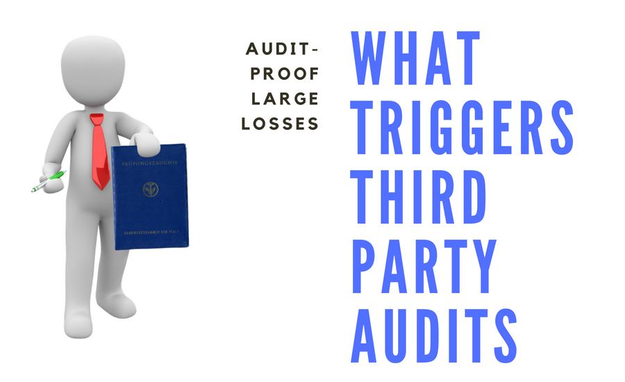 Audit Proof Large Losses What Triggers Third Party Audits