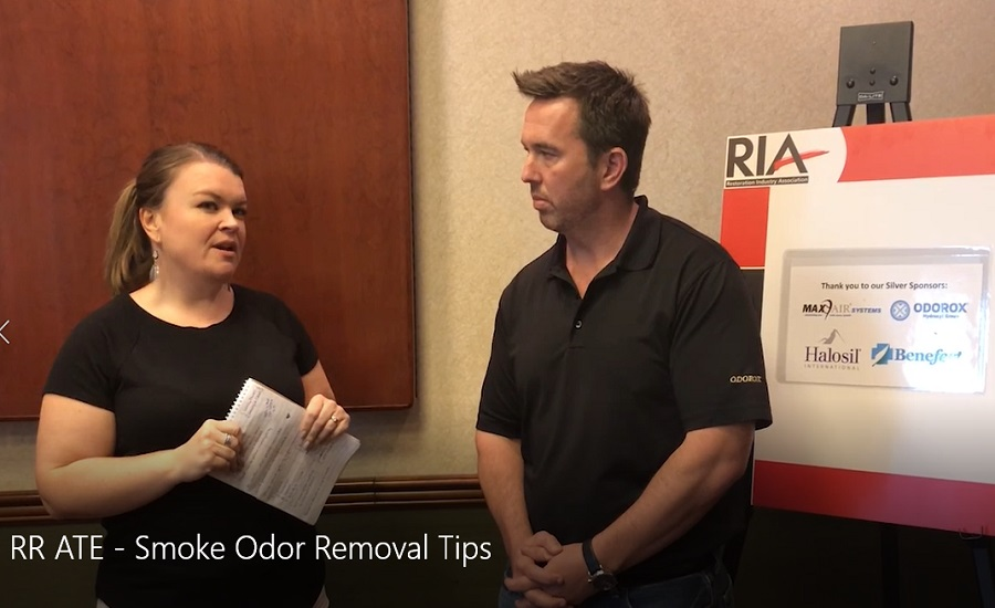 Ask the Expert: Smoke Odor Removal Tips Using Hydroxyl Generators