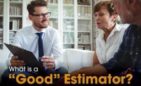 Restoration estimates