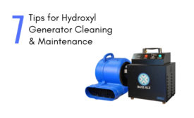 hydroxyl maintenance blog