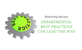 restoring success best practices