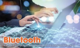 Bluetooth for data collection