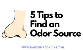 ID odor sources
