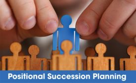 Positional Succession Planning in Restoration