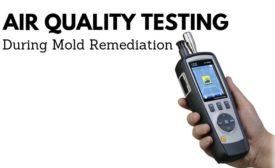 goldmorr IAQ testing