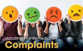 post remediation complaints