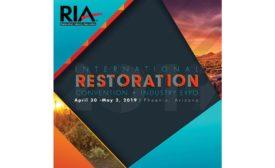 RIA 2019 International Restoration Convention