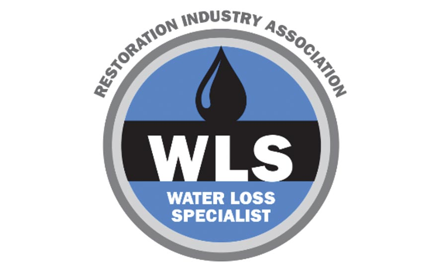 Water Loss Specialist Prep Course