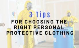 PPE chemsplash