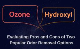 hydroxyl or ozone
